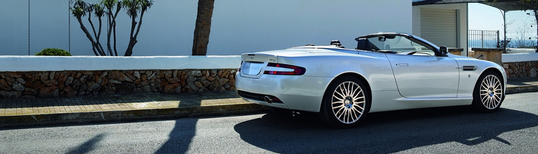 Aston car