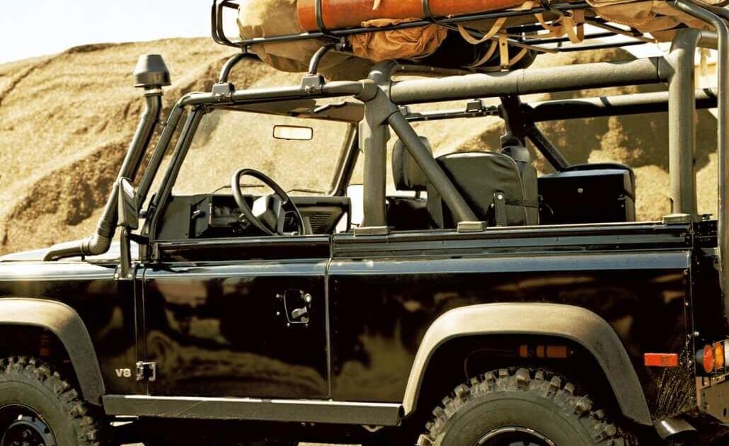 jeep marbella