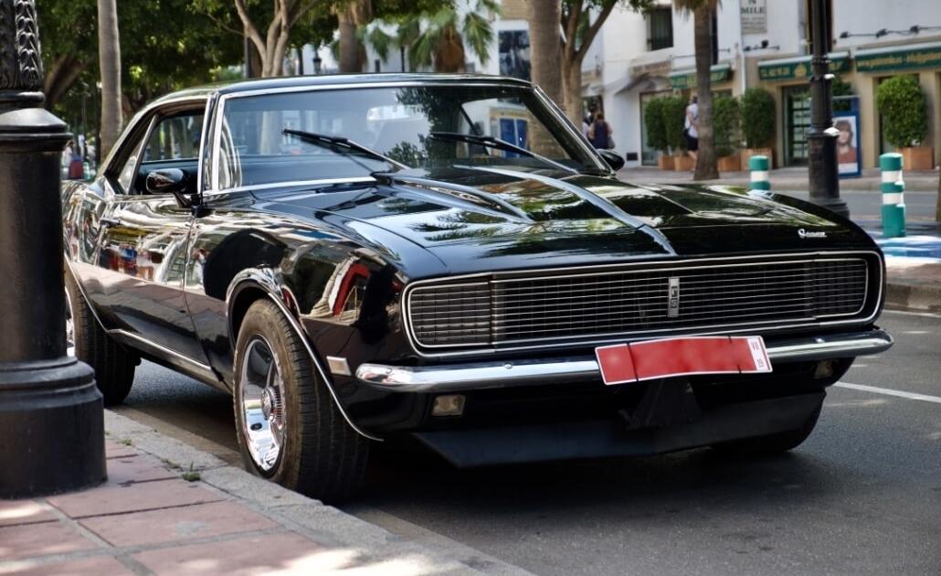 camaro 68