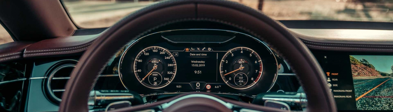 Bentley continental gt convertible first drive